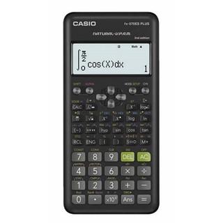 【春麗時間】CASIO 第二代12位數標準型計算機 (FX-570ES PLUS-2) 桃園市