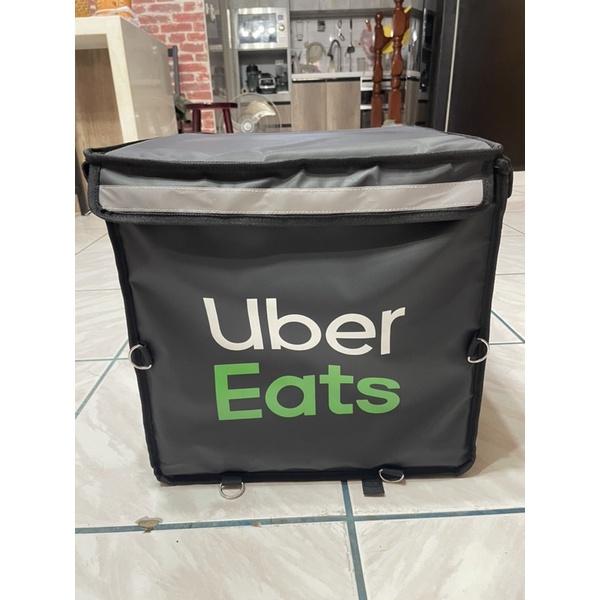 Uber Eats 大保溫箱 保溫箱專屬雨衣套 二手 9成新