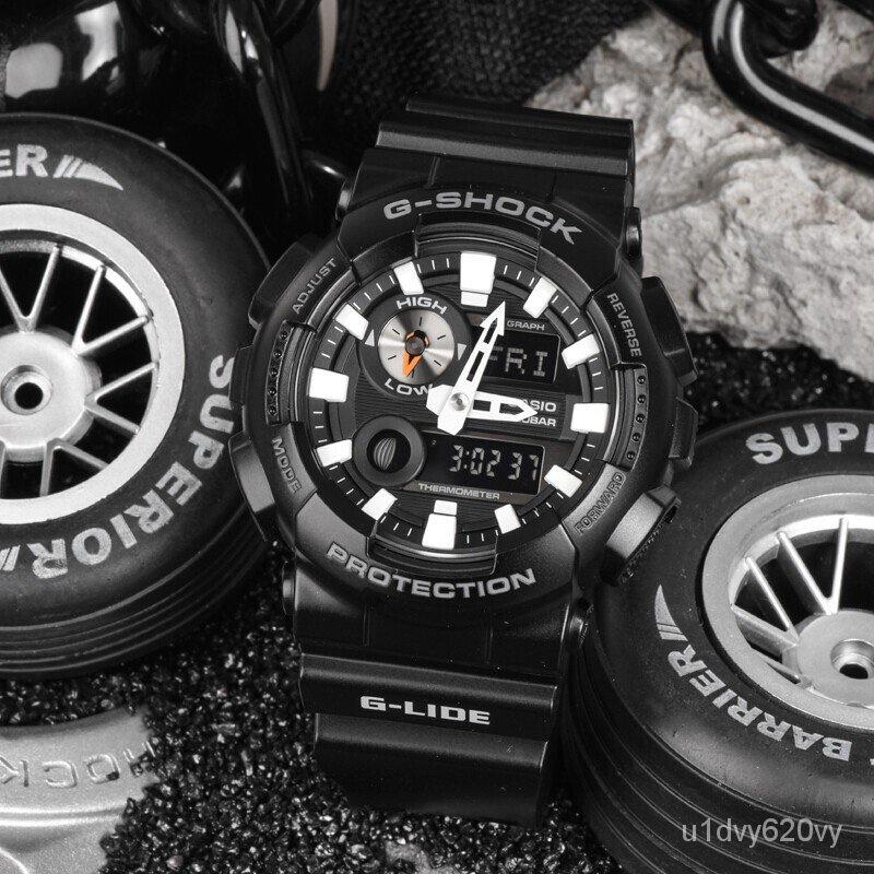 卡西歐(CASIO)G-SHOCK系列 運動腕錶 200米防水 GAX-100B-1A U07P