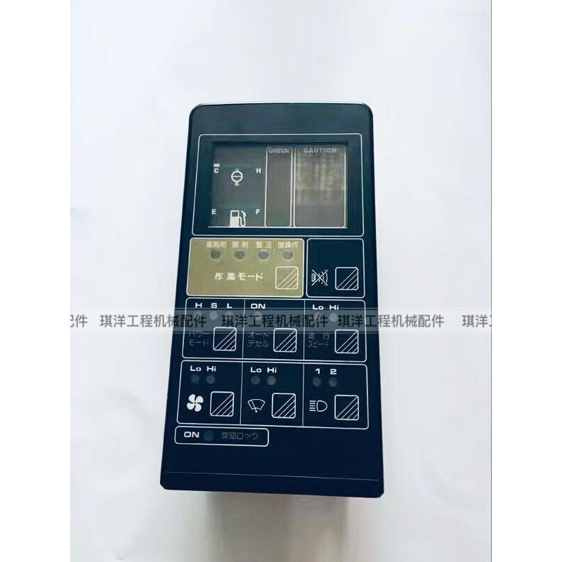 挖掘机配件小松 200-5显示器 PC120/300-5监控器