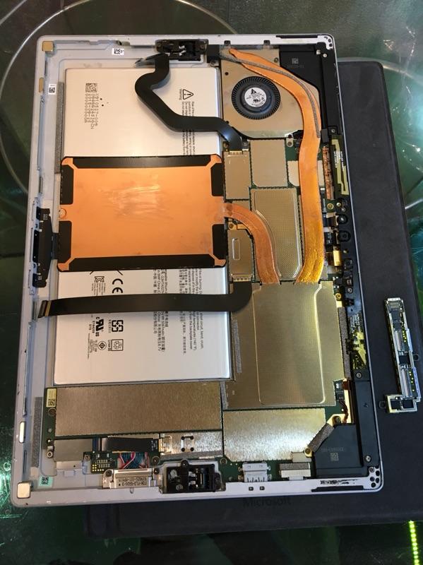 Surface pro4 pro5 電池 螢幕更換 維修 最後數量!!!