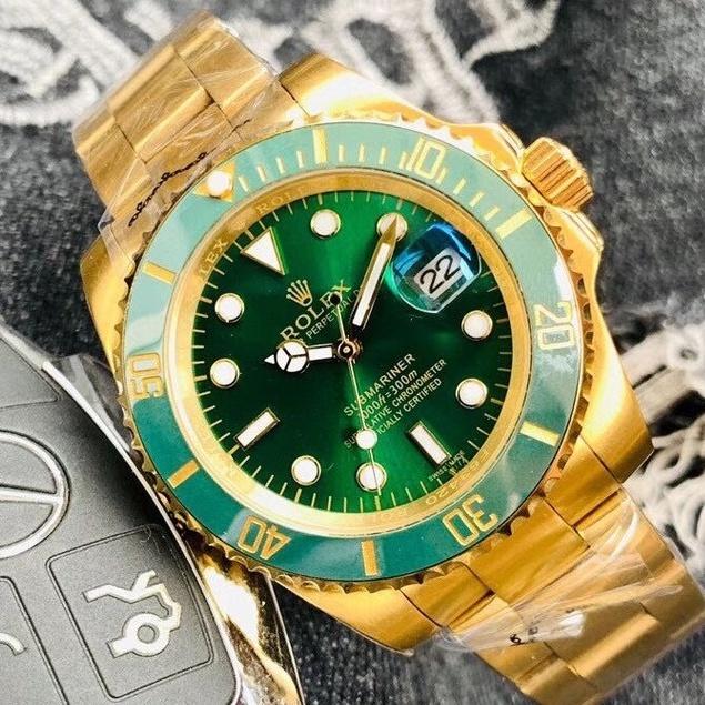 ROLEX勞力士手錶 潛行者116610LV 藍水鬼 綠水鬼 黑金水鬼 鬼王 全自動機械手錶 男士錶 精品男錶 男士腕錶