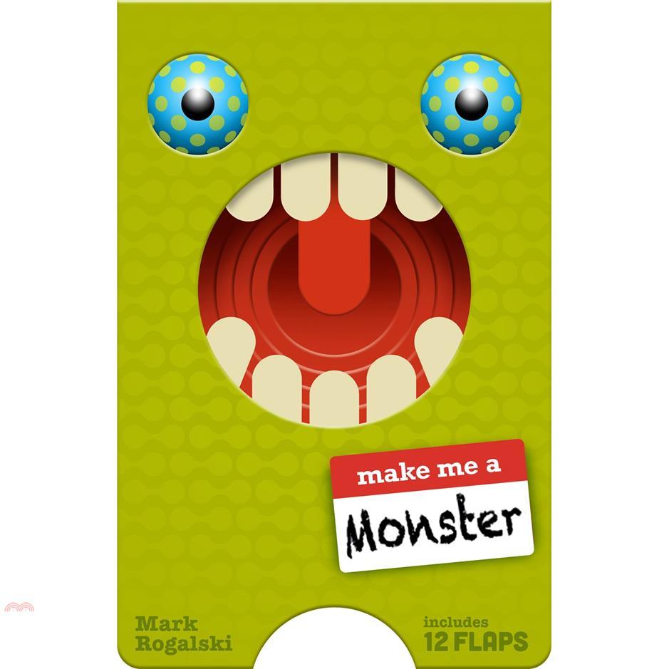 Make Me a Monster【三民網路書店】(硬頁書)[79折]