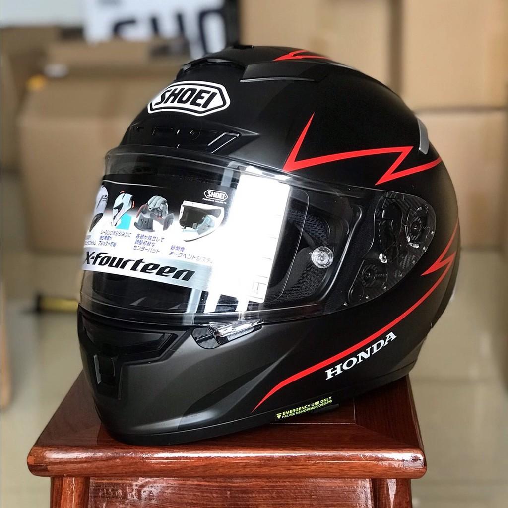 日本原裝 SHOEI X14 X-14 啞光本田 全罩式 安全帽 X-FOURTEEN 現貨實拍 安全帽