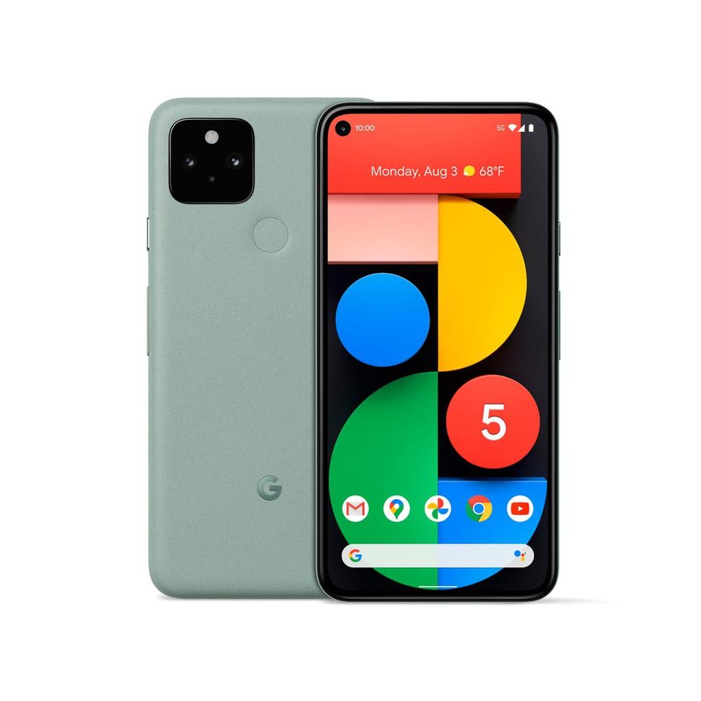官網 google Pixel 5 灰綠色 128g