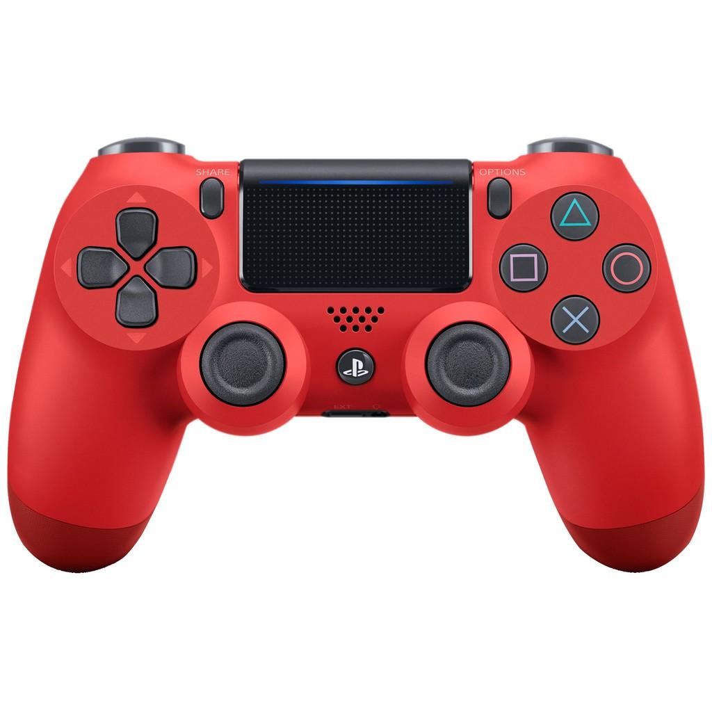 PS4 SONY原廠 【台灣公司貨】 新款無線控制器 無線手把 熔岩紅色 【CUH-ZCT2G】台中星光電玩