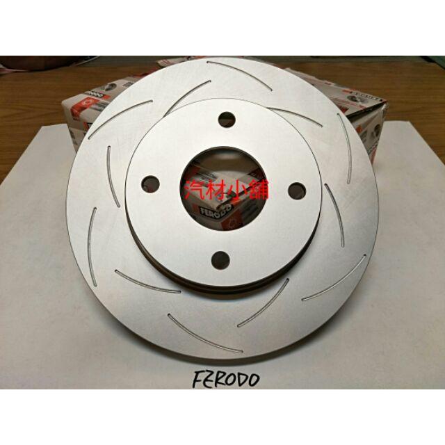 汽材小舖 FERODO GOLF POLO TIGUAN VENTO CADDY TOURAN 煞車盤 碟盤 劃線