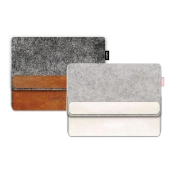 羅技 K380 羊毛氈鍵盤平板套 (限量贈送2好禮)