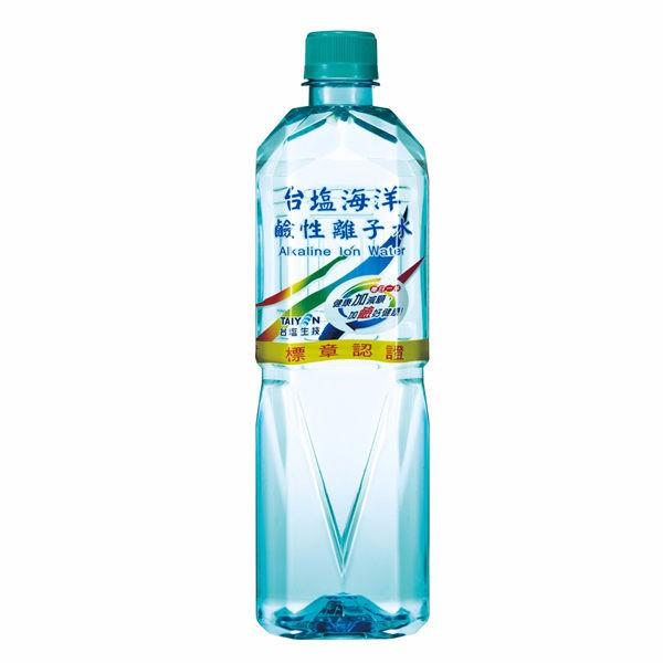 台鹽 海洋鹼性離子水 1500*12瓶/箱