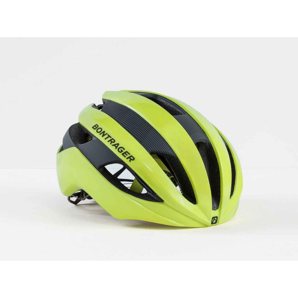 ★更多優惠請洽聊聊★ Bontrager Velocis Asia Fit MIPS 亞洲頭型.公路車安全帽-螢光黃