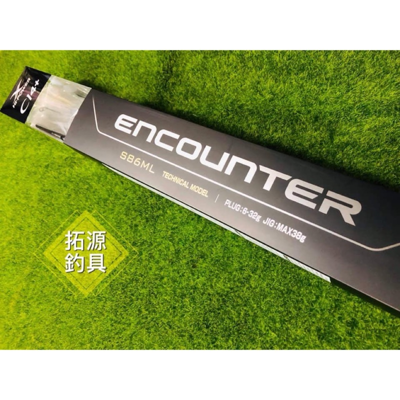 (拓源釣具)SHIMANO ENCOUNTER S86ML 海鱸釣魚竿