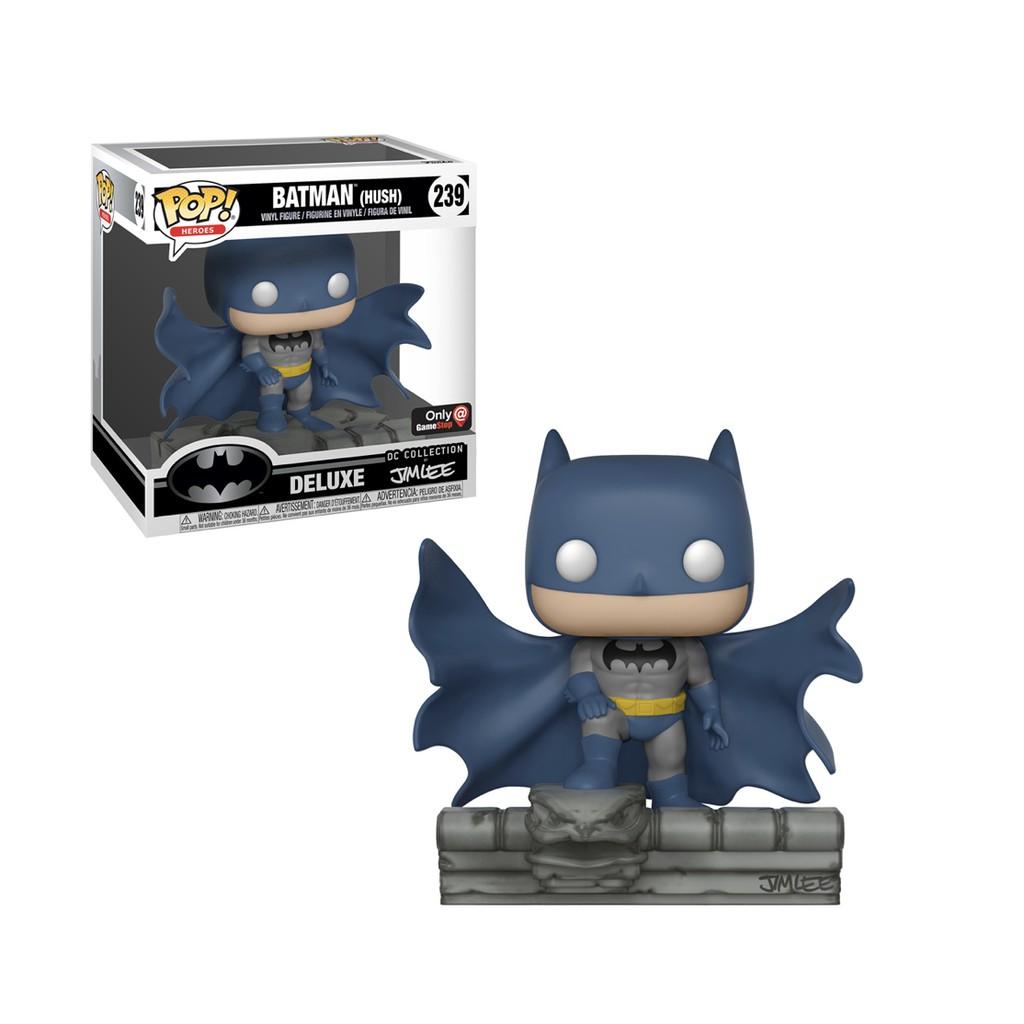 【PTW玩具世界】FUNKO POP Batman on Gargoyle Delux 蝙蝠俠 限定款 預購