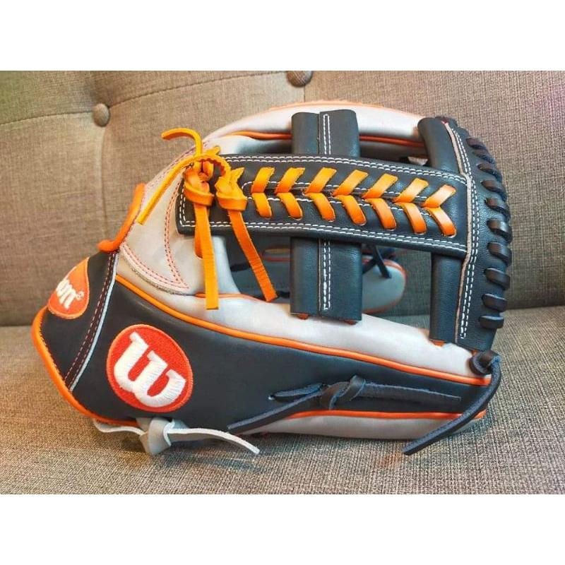"Wilson a2000 a2k 11.5"" 棒球手套 內野手套 硬式"