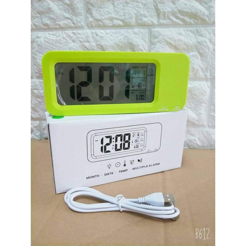 北極星多功能LED 時鐘 鬧鐘