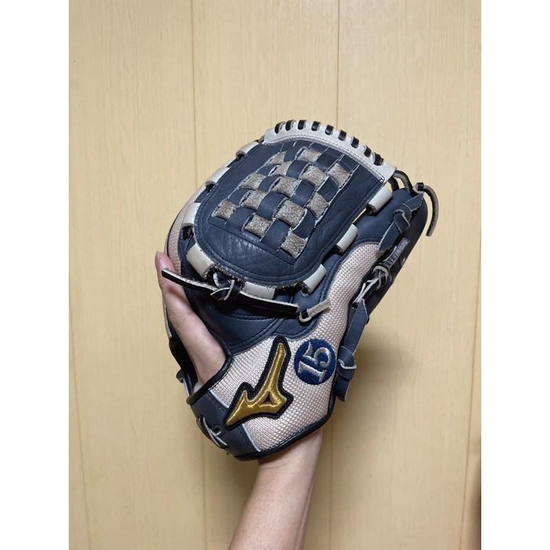 mizuno pro for p日本職業用訂製硬式內野手套