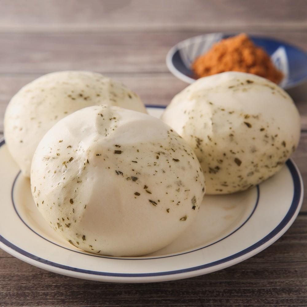 【京采包子】香蔥肉鬆包-(120gX4入) 源自金門 樸實手工好滋味