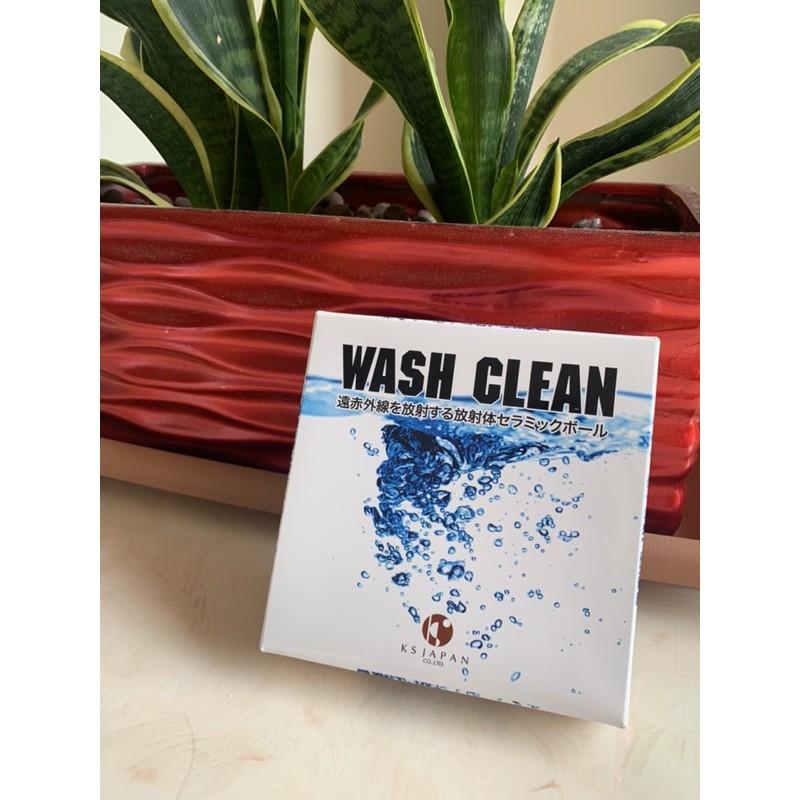 (現貨)日本原裝 WASH CLEAN 水空氣 水妙精 去除農藥蔬果 除異味 淨水片