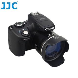 我愛買JJC Canon副廠LH-DC90遮光罩FA-DC67B轉接環G3 X SX60 SX50 SX40 SX30 臺南市