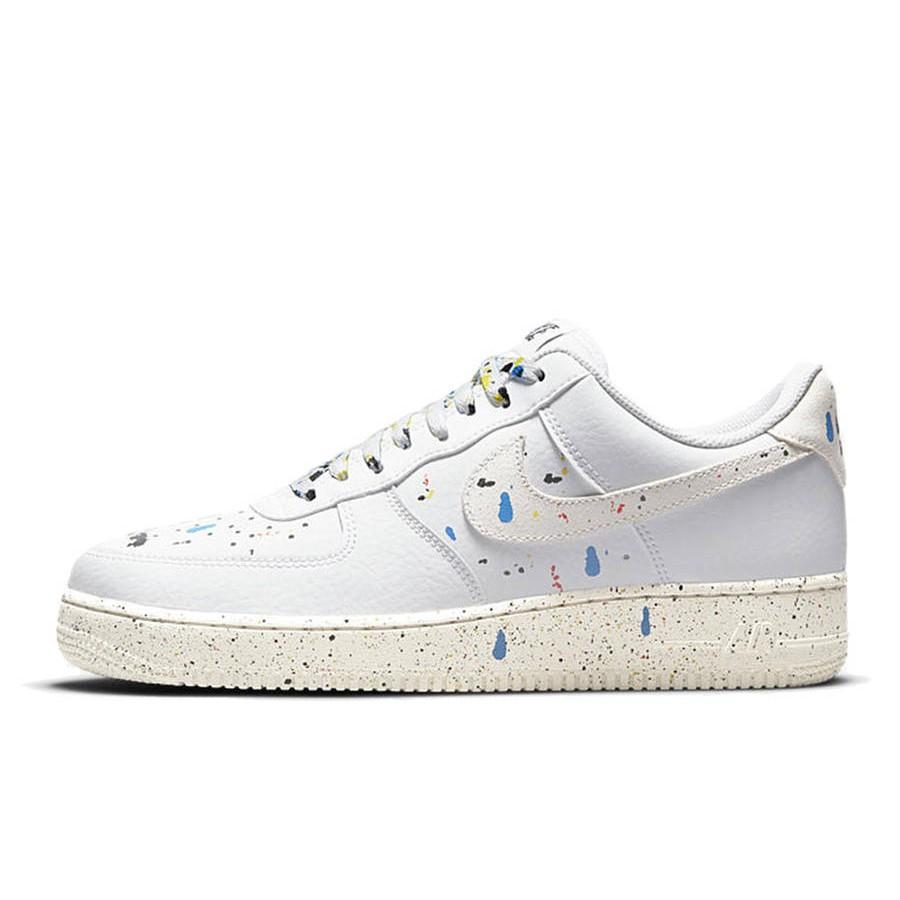 ISNEAKERS Nike Air Force 1 Low Splatter White多彩潑墨 CZ0339-100