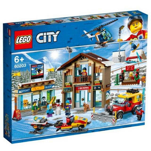 lego樂高 60203