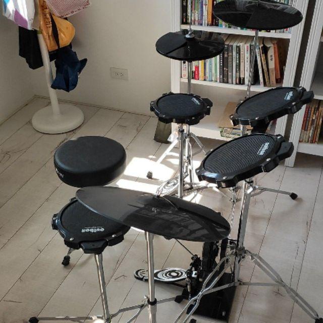 二手練習爵士鼓,買錯未使用過(非電子鼓)
