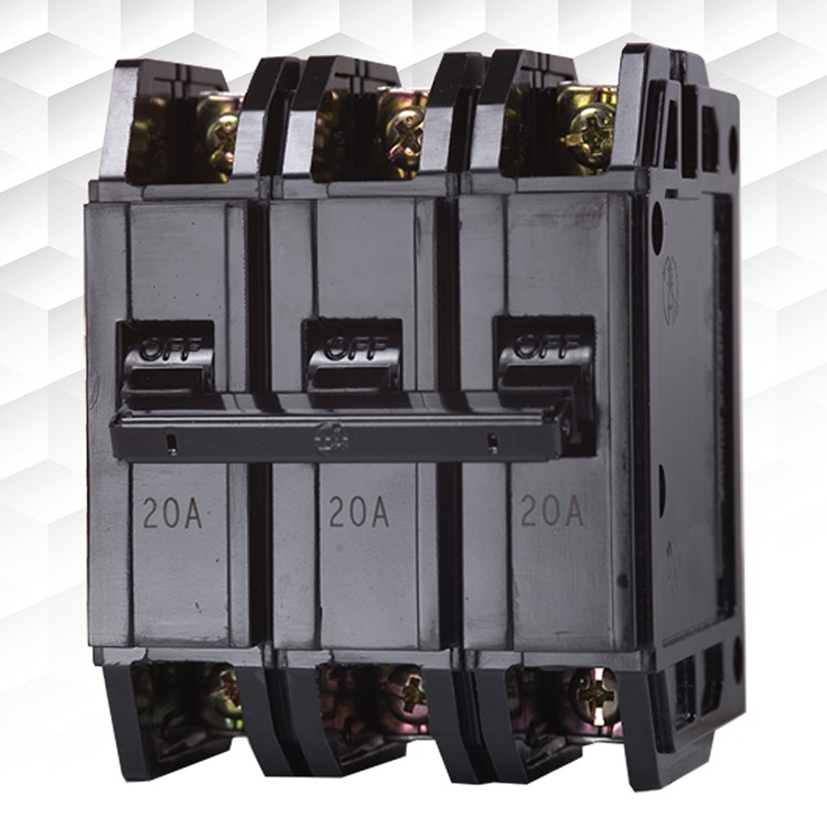 3P 15A - 100A 電用 開關 士林 無熔絲開關 無熔絲斷路器  [天掌五金]