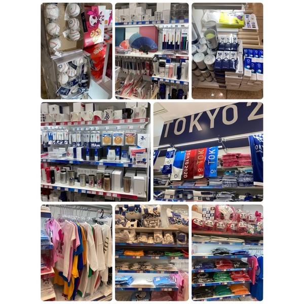 【東京櫻花】日本 2020東京奧運 文具用品 生活用品 紀念品 杯子 胸針 吊飾 背包 毛巾 衣服 手帕 隨行杯