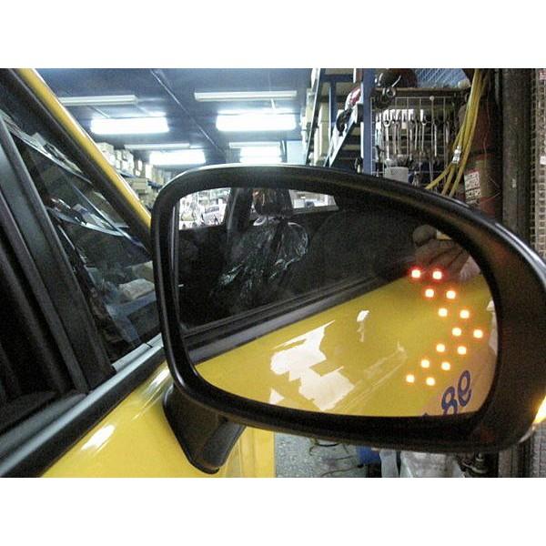 (柚子車舖) 三菱 ZINGER OUTLANDER COLT PLUS 鍍鉻雙箭頭LED方向燈後視鏡片 可到府安裝