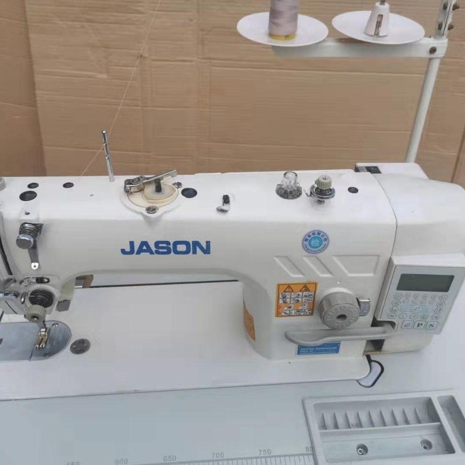 【現貨特賣】工業機器二手杰克 兄弟 標準電腦一體縫紉機 家用工業平車 自動剪線電腦車