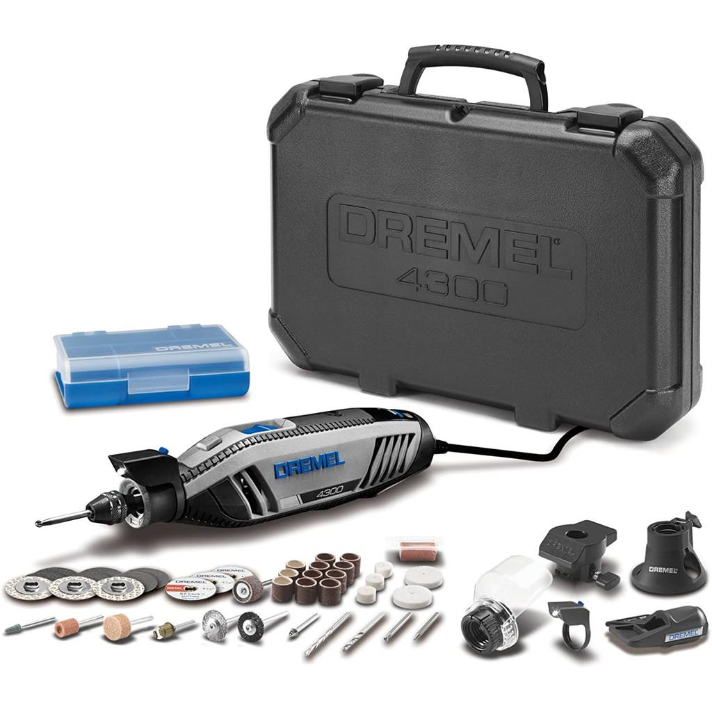 Dremel 4300 刻磨機 最強版本! 含Dremel 延伸軟管