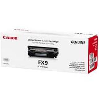 CANON CRG FX-9原廠黑色碳粉匣