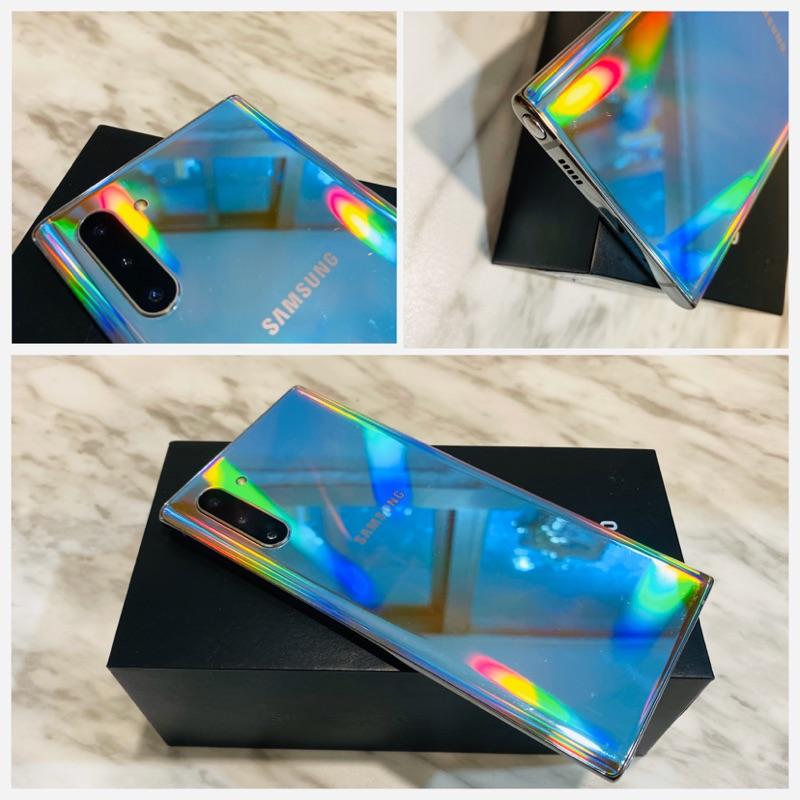 🦋12/28更新!降價嘍🦋 二手機Samsung Note10 (雙卡雙待 6.3吋 8RAM 256G Spen)