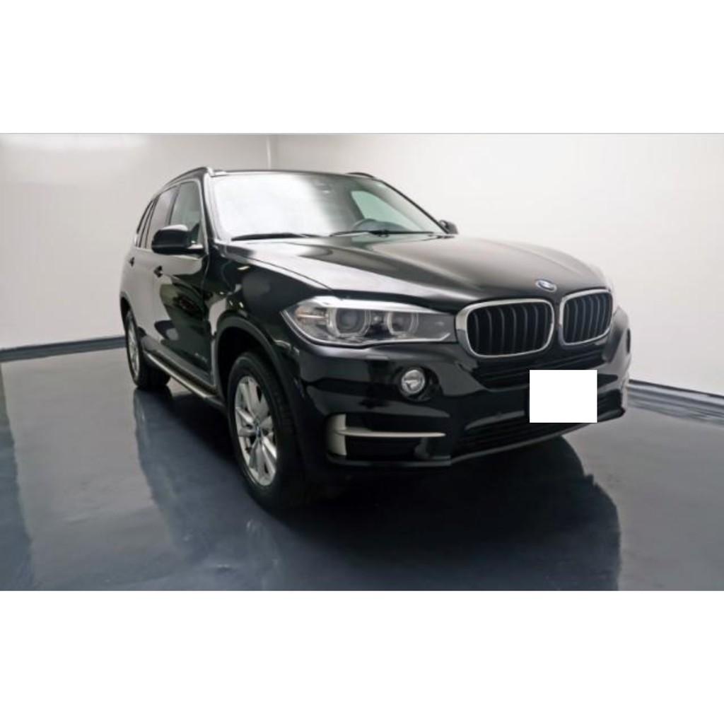 2016 BMW X5 25d 4傳 現車一台 實價登錄!