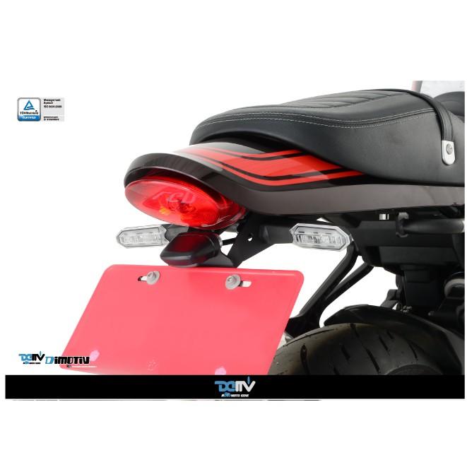 【93 MOTO】 DIMOTIV KAWASAKI Z900RS / Z900 RS 短牌架 後牌架 DMV
