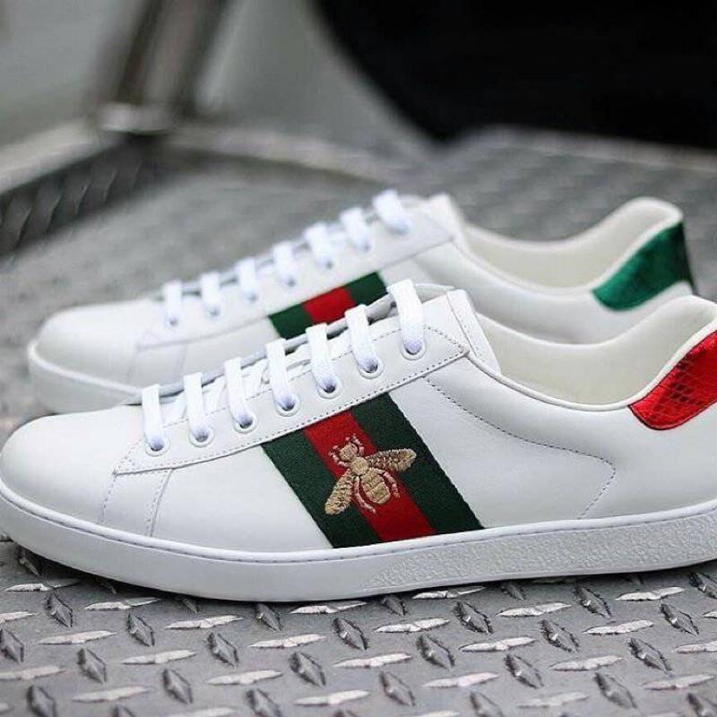 Gucci小蜜蜂鞋子