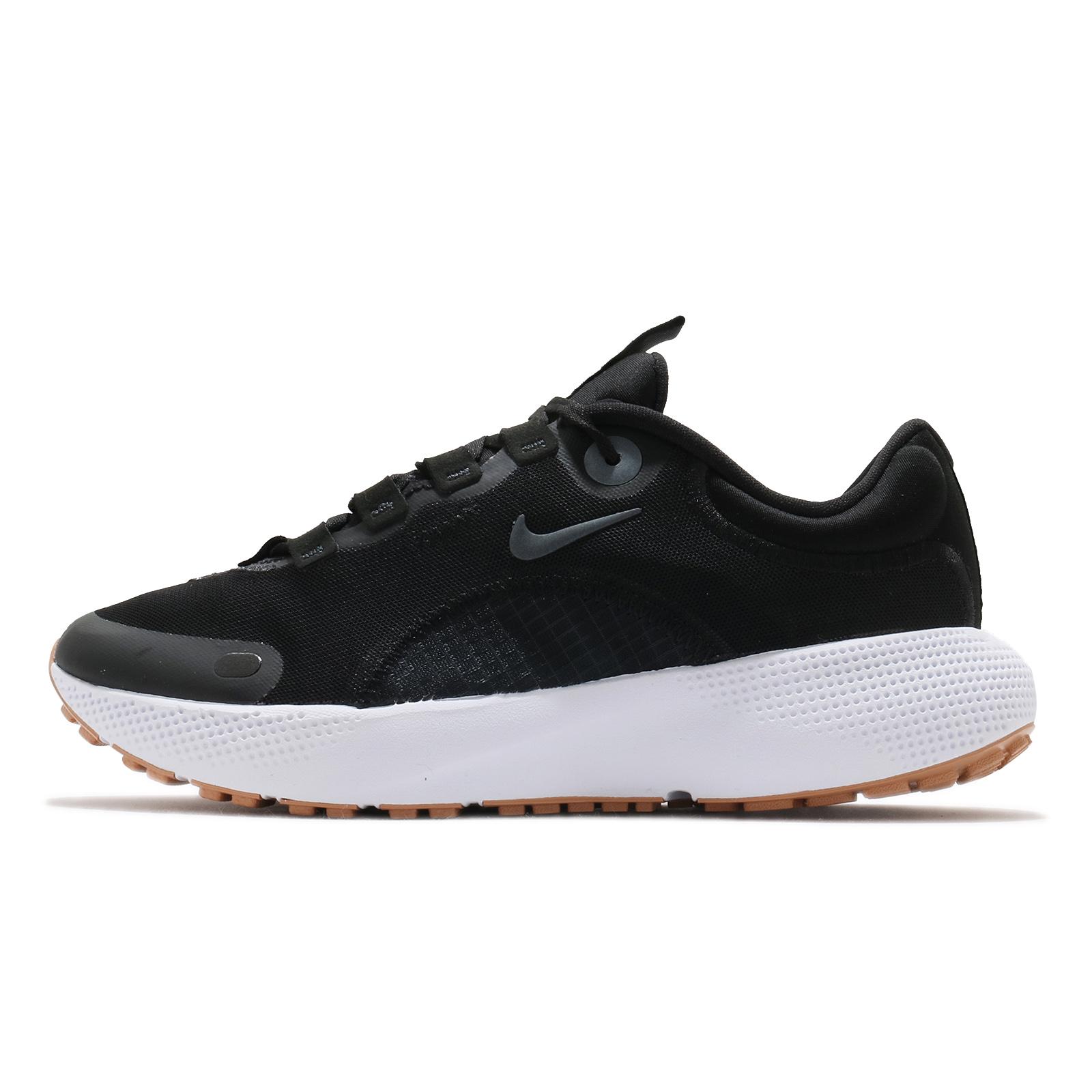 Nike 慢跑鞋 Wmns React Escape RN 黑 白 運動鞋 路跑 女鞋 【ACS】 CV3817-002