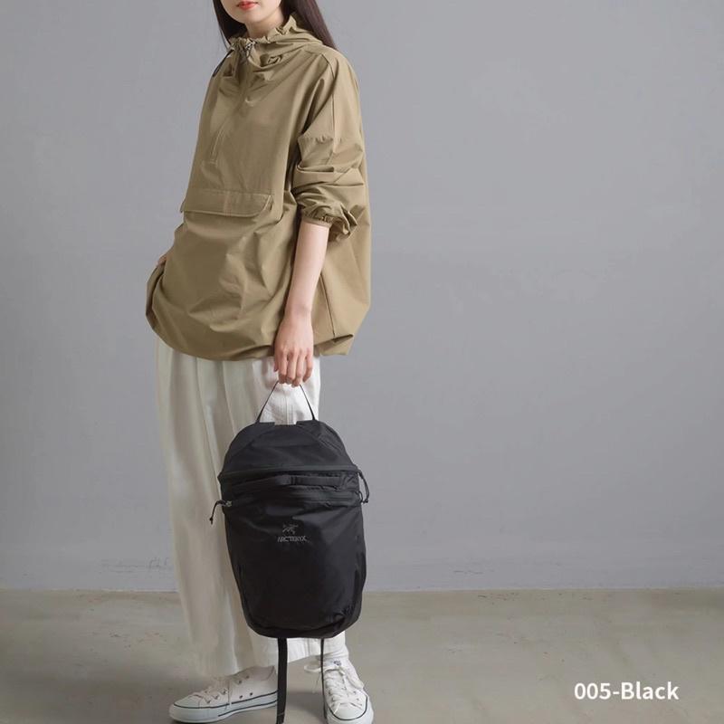 20Ss ARCTERYX 始祖鳥 Index 15 男女款 戶外旅遊輕便 雙肩背包 多色 日本🇯🇵代購中