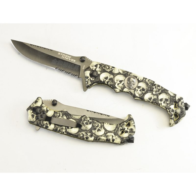 JHS 金和勝- STRIDER KNIVES B092折刀 3552