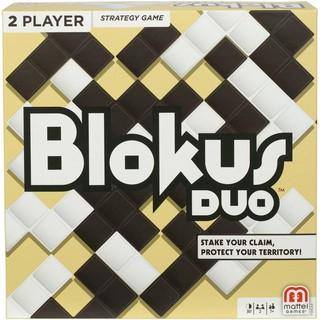 滿千免運 正版桌遊 格格不入 雙人決鬥組 (白色) BLOKUS DUO 英文版