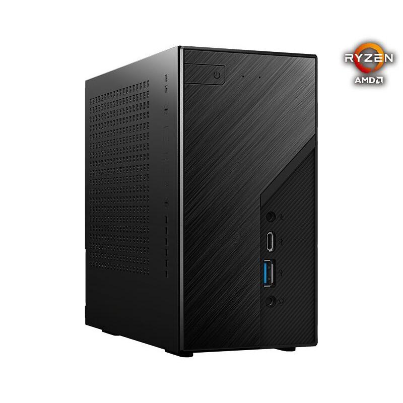 ASRock華擎 DeskMini X300 迷你準系統【空機】 迷你主機/德源電腦