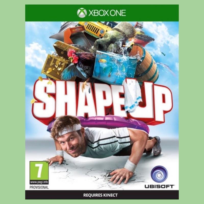 ✚正版序號✚中文版 XBOX ONE  Series s x Kinect 體感 健身趣 黃金版 Shape up