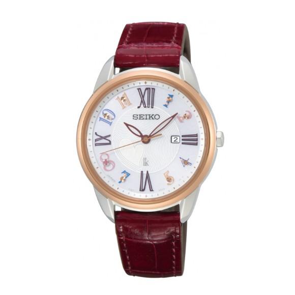SEIKO 精工 LUKIA V137-0DC0J 【限量 廣告款】太陽能腕錶 (SUT370J1)