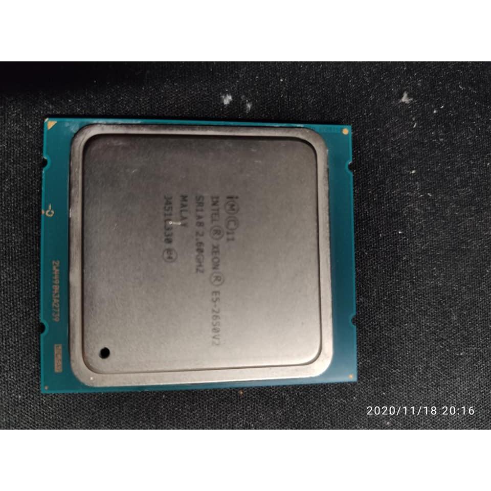 INTEL_CPU E5-2650V2