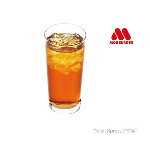 摩斯漢堡 冰紅茶(M)兌換券