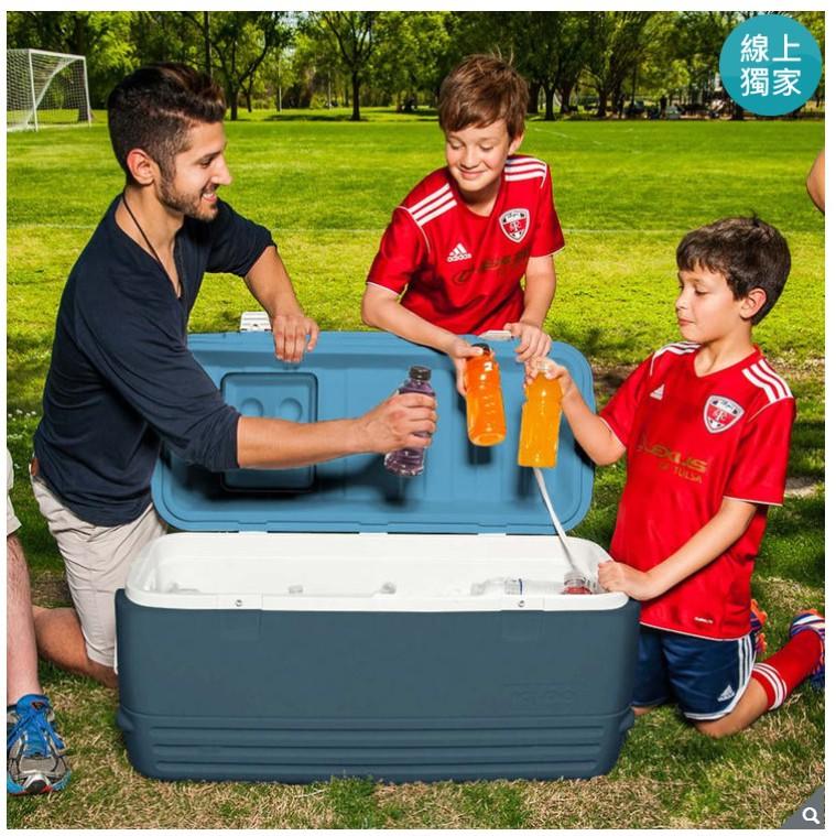 【Costco】 Igloo 美國製 冰桶 95公升 100QT 滾輪式冰桶 85公升 38公升 滾輪式 90QT