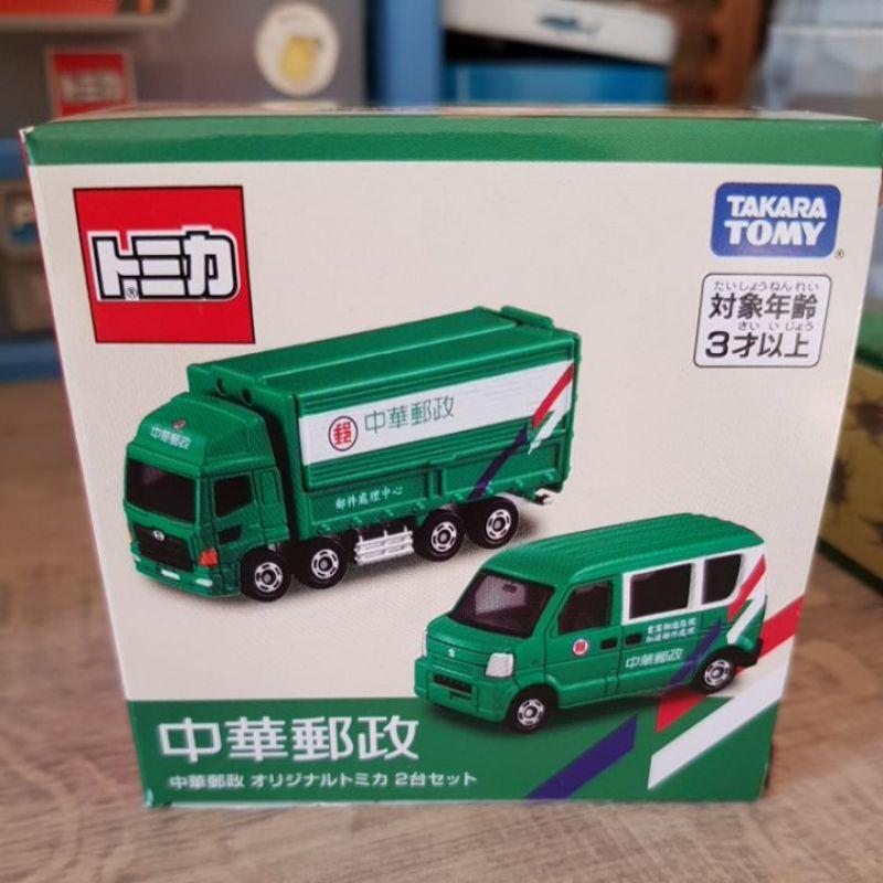 全新 Tomica 50周年台灣限定車款 台灣郵政車