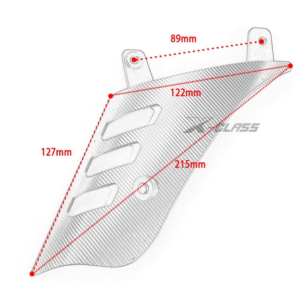 適用比亞喬VESPA GTS125 150 250 GTV300搖臂側蓋避震裝飾側蓋現貨