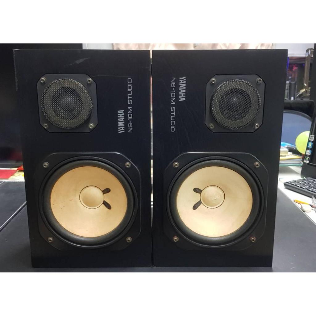 YAMAHA NS-10M Studio 經典錄音室專業監聽喇叭