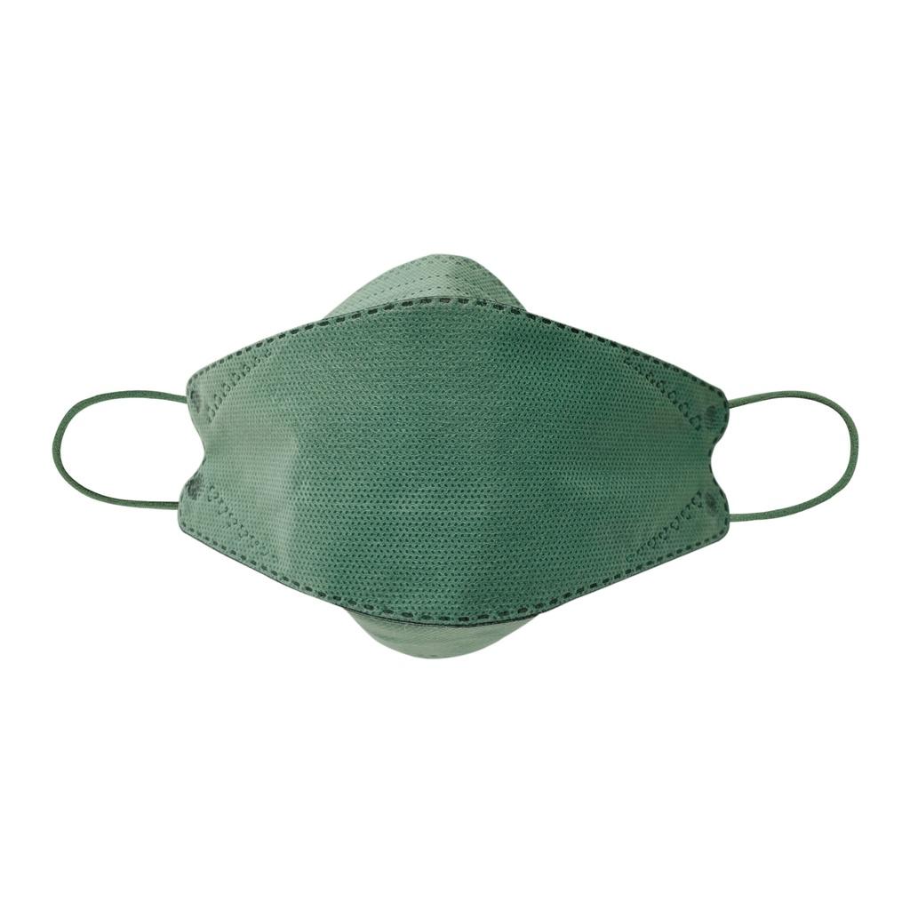 善存醫用口罩未滅菌 KF94成人立體型-黑醋栗 焦糖奶茶 宇治抹茶 藍莓優格 白玉珍珠(25入/盒)