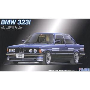 富士美拼裝汽車模型 1/24 寶馬 BMW 323i Alpina C1-2.3 12611